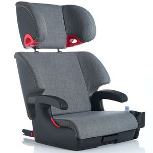 Clek 2020 Oobr High Back Belt Positioning Booster Car Seat - Thunder