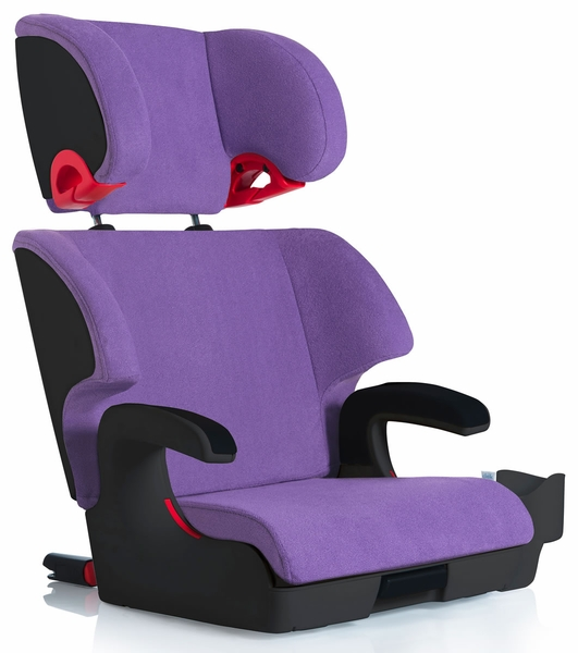 Clek 2020 Oobr High Back Belt Positioning Booster Car Seat - Prince (Albee Exclusive)