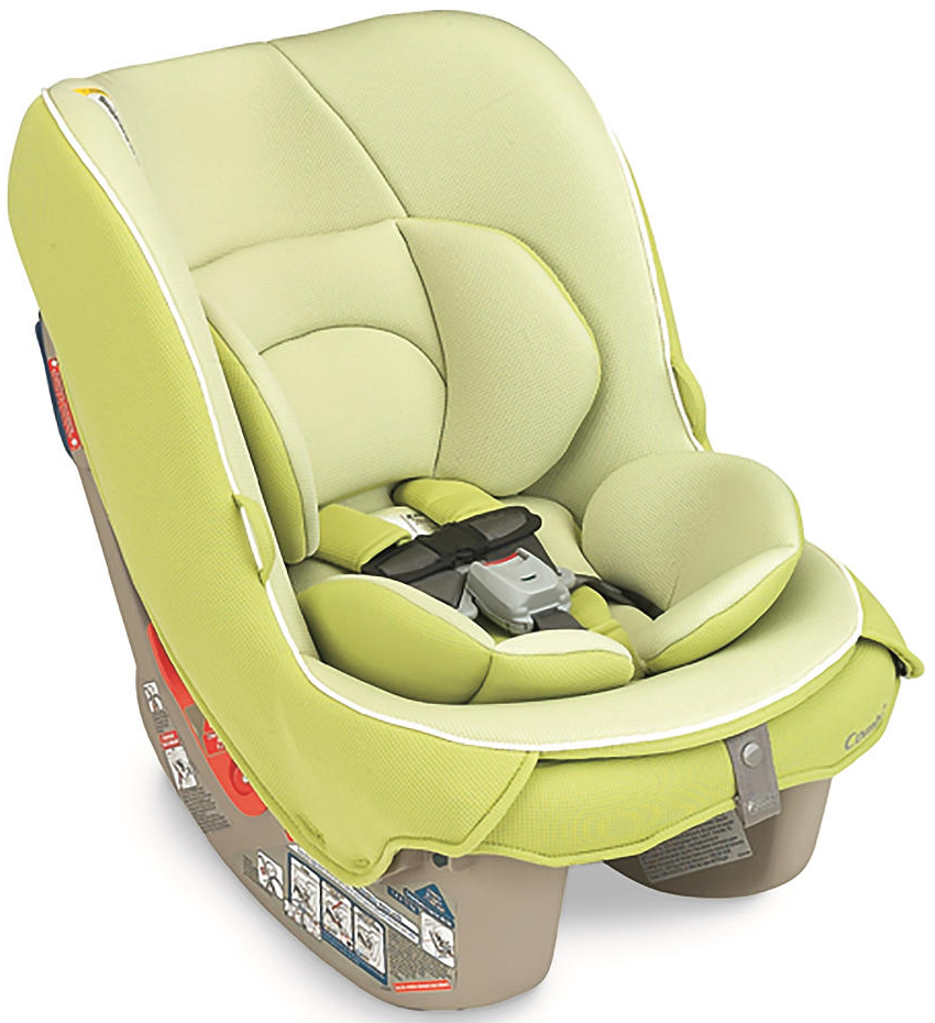 Combi Coccoro Convertible Car Seat Keylime Green