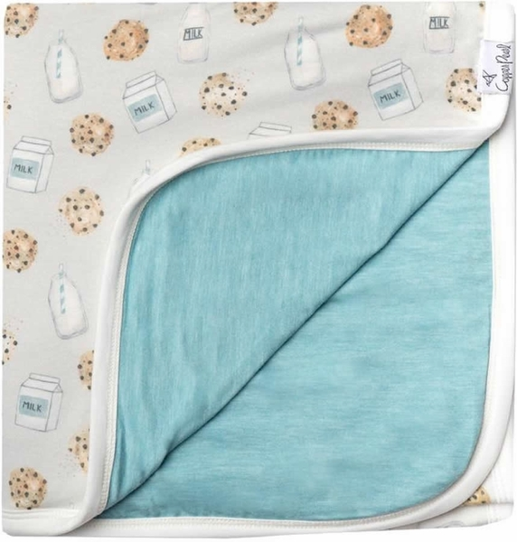 Copper Pearl 3-Layer Stretchy Quilt - Chip