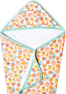 Copper Pearl Premium Hooded Towel - Citrus