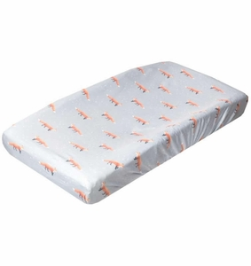 Copper Pearl Premium Knit Diaper Changing Pad Cover - Swift