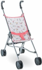 """Corolle Umbrella Stroller for 14"""" to 20"""" Baby Dolls"""