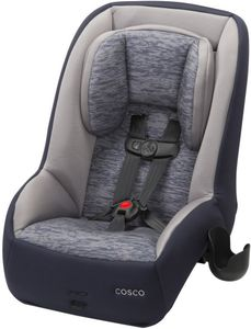 Cosco Mighty Fit 65 DX Convertible Car Seat - Heather Navy