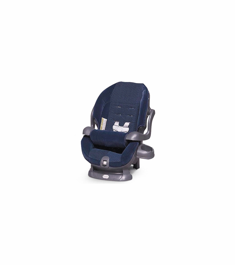 Cosco Scenera Versa Fit OHS Convertible Car Seat In Navy