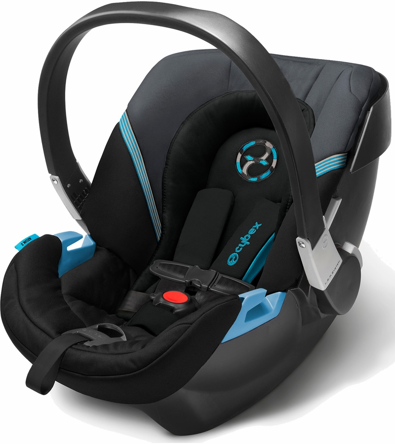 cybex aton 2 infant car seat black sea. Black Bedroom Furniture Sets. Home Design Ideas