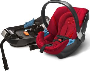 Cybex Aton 2 Infant Car Seat 2016 Hot & Spicy