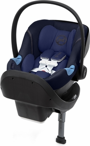 Cybex 2018 Aton M Infant Car Seat - Denim Blue