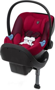 Cybex 2018 Aton M Infant Car Seat, Ferrari Red