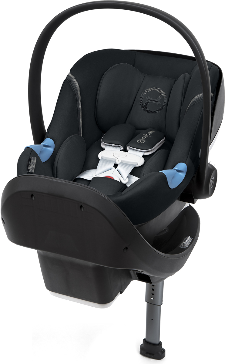 Cybex Aton M Infant Car Seat - Lavastone Black