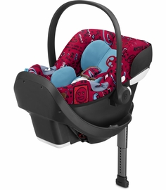 Cybex Aton M Infant Car Seat - Love Red