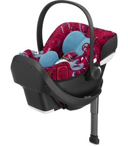 Cybex 2018 Aton M Infant Car Seat - Love Red