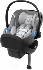 Cybex 2018 Aton M Infant Car Seat - Manhattan Grey