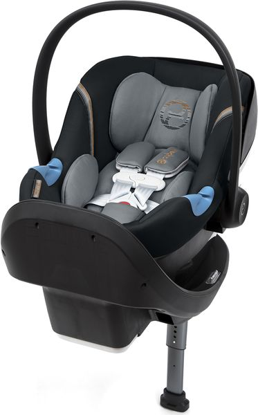 Cybex 2018 Aton M Infant Car Seat - Pepper Black