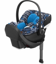 Cybex 2018 Aton M Infant Car Seat - Trust Blue