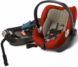 Cybex Aton Q Plus Infant Car Seat 2015 Autumn Gold