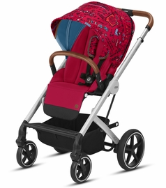 Cybex Balios S Stroller - Love Red