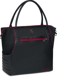 Cybex Changing Bag, Ferrari - Black
