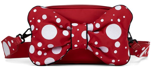Cybex Changing Bag - Petticoat Red by Jeremy Scott