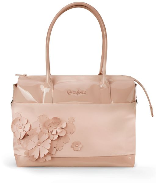 Cybex Changing Bag - Simply Flowers - Nude Beige