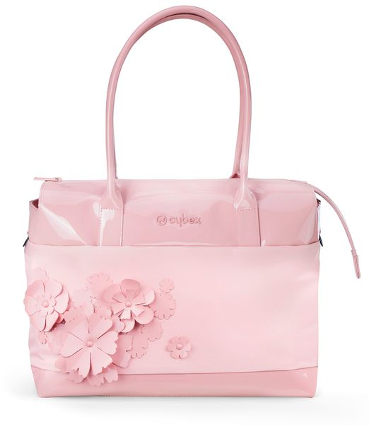 Cybex Changing Bag - Simply Flowers - Pale Blush