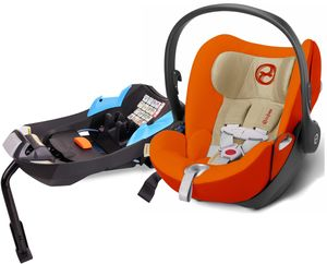 Cybex Cloud Q Infant Car Seat 2015 Autumn Gold