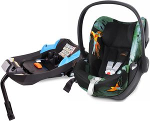 Cybex Cloud Q Infant Car Seat 2015 Birds of Paradise