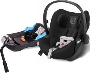 Cybex Cloud Q Infant Car Seat 2015 Black Beauty