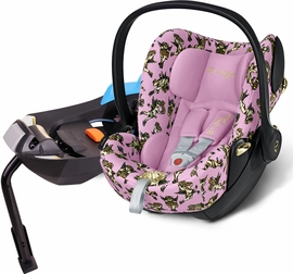 Cybex Cloud Q Infant Car Seat - Cherub Pink