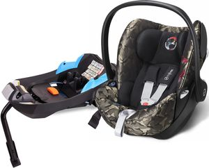 Cybex 2016 Cloud Q Infant Car Seat Fashion Edition - Butterfly