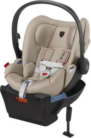 Cybex Cloud Q Infant Car Seat, Ferrari 2018 Silver Grey