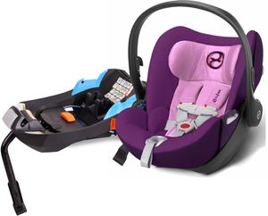 Cybex Cloud Q Infant Car Seat 2015 Grape Juice