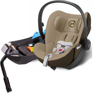 Cybex Cloud Q Infant Car Seat 2015 Limestone