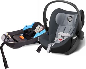 Cybex Cloud Q Infant Car Seat 2015 Moon Dust