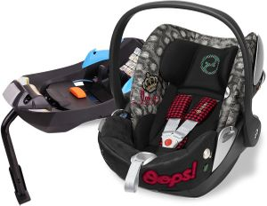 Cybex 2018 Cloud Q Infant Car Seat - Rebellious
