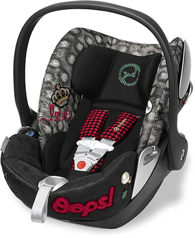 cybex 2018 cloud q infant car seat rebellious. Black Bedroom Furniture Sets. Home Design Ideas