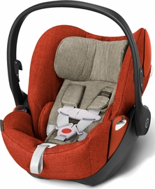 Cybex 2017 Cloud Q Plus Infant Car Seat - Autumn Gold