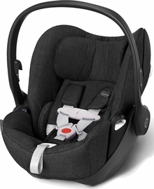 Cybex Cloud Q Plus Infant Car Seat 2015 Black Beauty