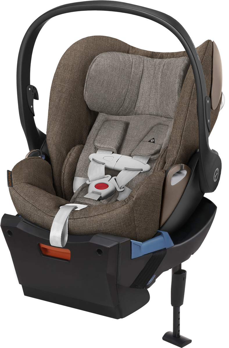 cybex 2017 cloud q plus infant car seat cashmere beige. Black Bedroom Furniture Sets. Home Design Ideas