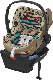 Cybex 2019 Cloud Q Plus Infant Car Seat - Karolina Kurkova One Love
