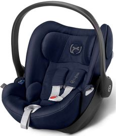 Cybex 2017 Cloud Q Plus Infant Car Seat - Midnight Blue