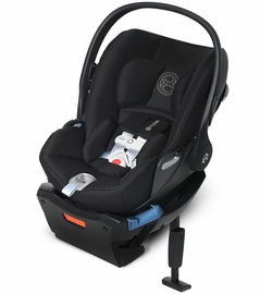 Cybex 2019 / 2020 Cloud Q SensorSafe Infant Car Seat - Stardust Black