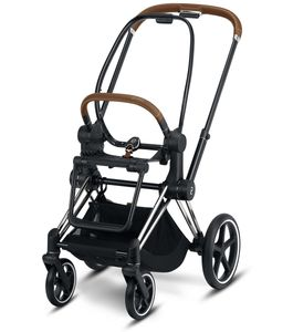 Cybex ePriam Frame - Chrome Brown (Albee Exclusive)