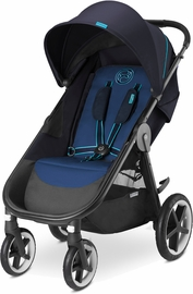 Cybex Eternis M4 Stroller - True Blue
