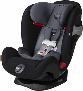 Cybex Eternis S SensorSafe All-in-One Convertible Car Seat - Pepper Black