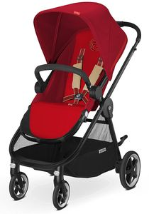 Cybex Iris M-Air Stroller - Hot & Spicy