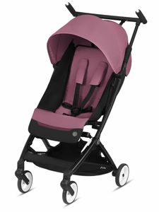 Cybex Libelle Compact Stroller - Magnolia Pink