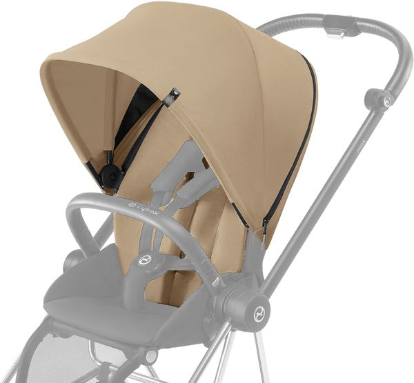 Cybex Mios Color Pack/Comfort Inlay - Cashmere Beige