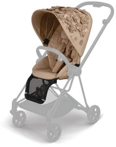Cybex Mios Seat Pack - Simply Flowers - Nude Beige