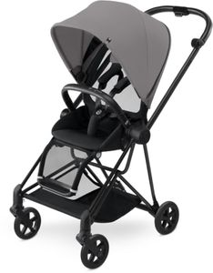 Cybex 2017 / 2018 Mios Stroller - Black/Manhattan Grey